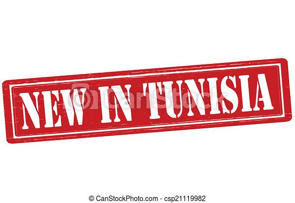 New in Tunisia - csp21119982