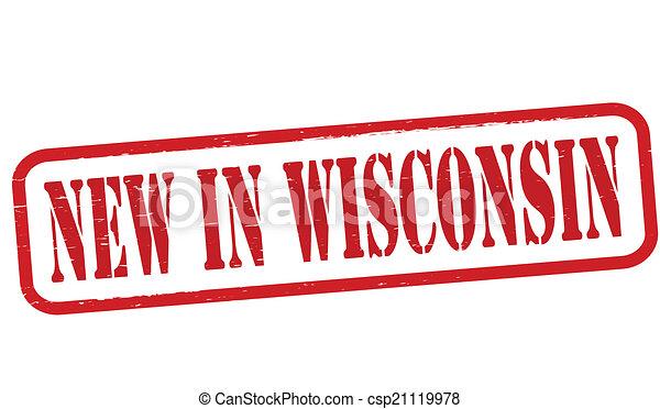 New in Wisconsin - csp21119978