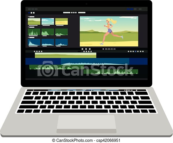 video editor for laptop