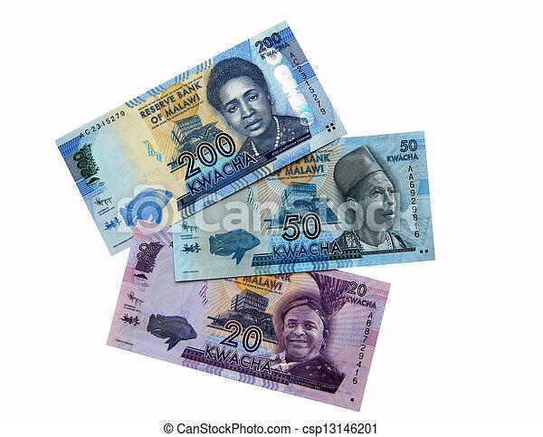 New money of Malawi - csp13146201