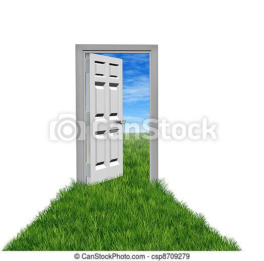 New Opportunities - csp8709279