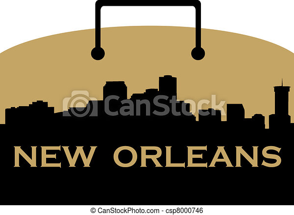 New Orleans shopping - csp8000746