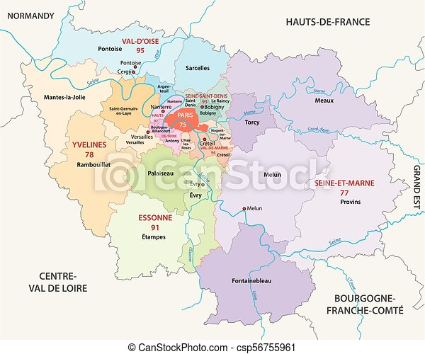 Paris Metropolitan Area