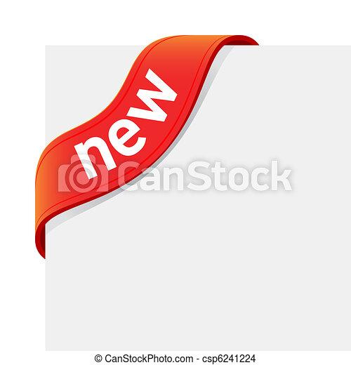 New sign - csp6241224