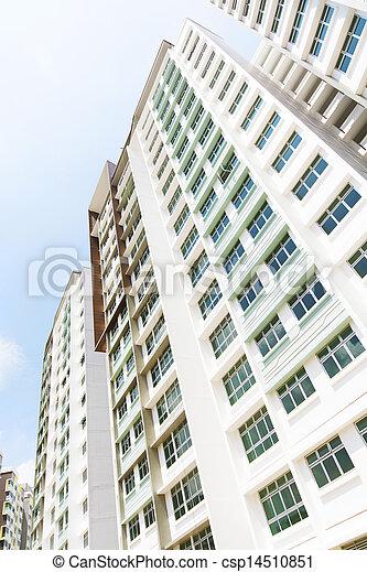 new Singapore Government apartments - csp14510851