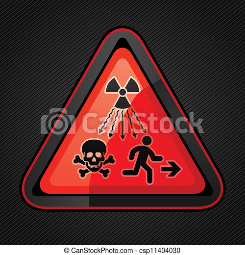New Symbol Launched To Warn Public About Radiation Dangers New Iso