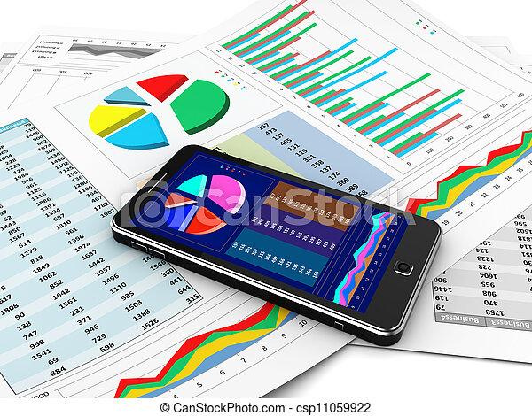 New technology - csp11059922