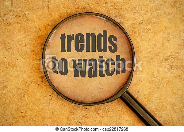 New trends - csp22817268