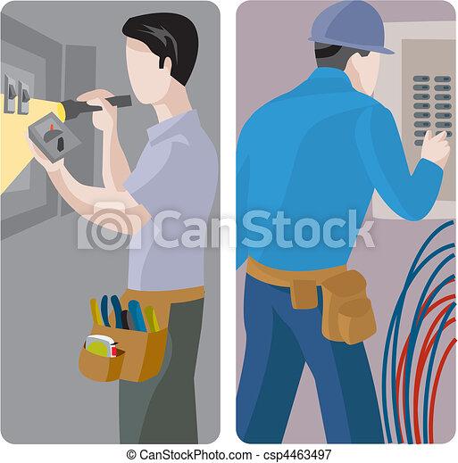 New Worker - csp4463497