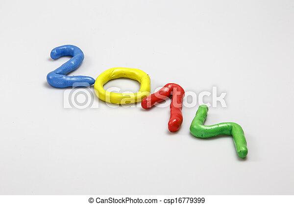 New Year 2014 - csp16779399