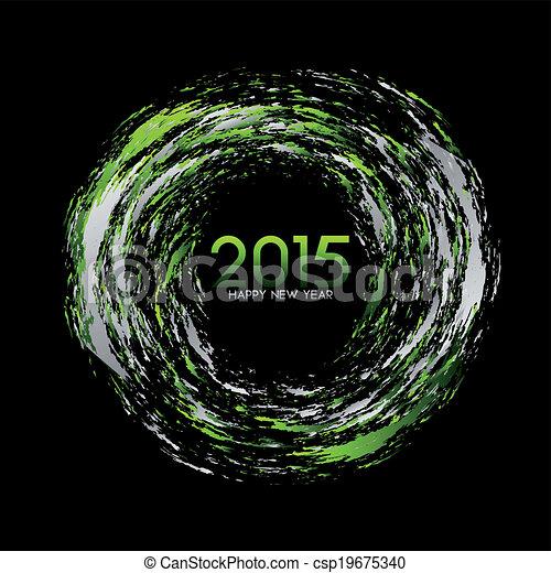New Year 2015 - csp19675340