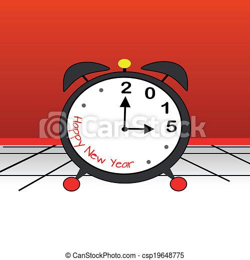 New Year 2015 - csp19648775