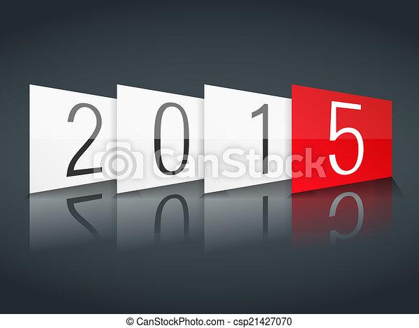 New Year 2015 - csp21427070