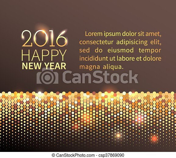 new year background csp37869090