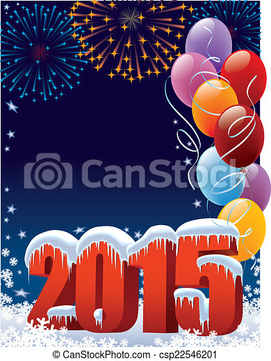New Year decoration - csp22546201