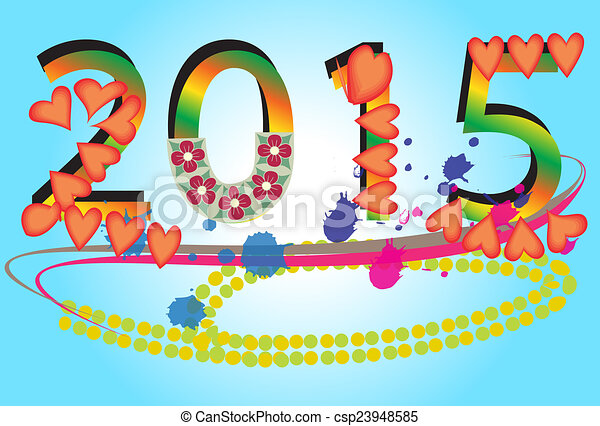 new year design csp23948585