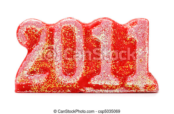 new year symbol - csp5035069