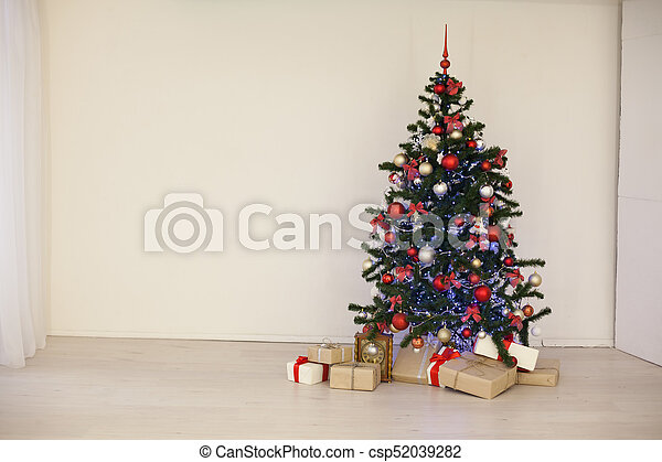 2019 Christmas Tree Decorations New year tree christmas decor gifts 2018 2019.