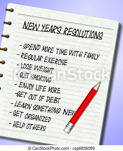 essay on new year resolution for students