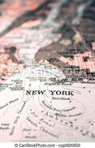 new york - csp0920650