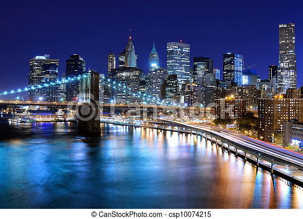 New York City - csp10074215