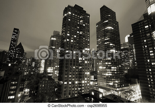 New York City - csp2698955