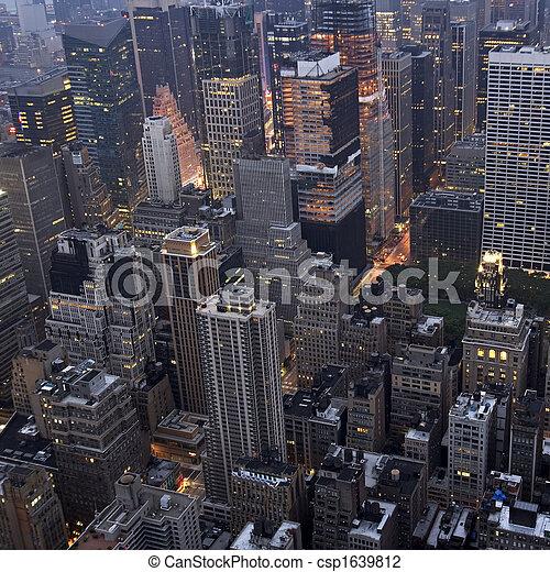 New York City - csp1639812