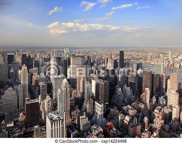 New York City - csp14224496