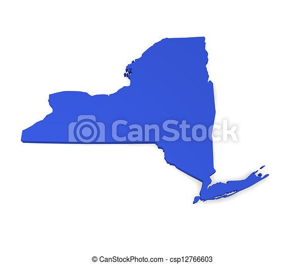 New York - csp12766603