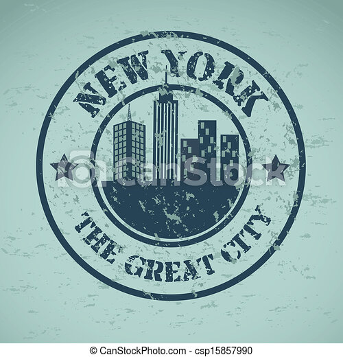 new york - csp15857990
