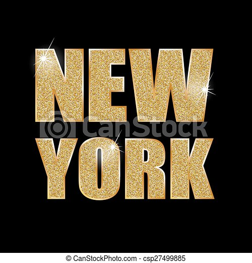 NEW YORK - csp27499885