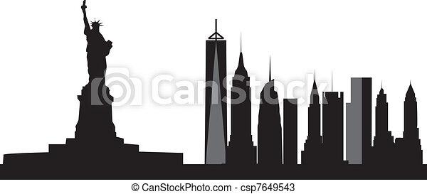 new york - csp7649543