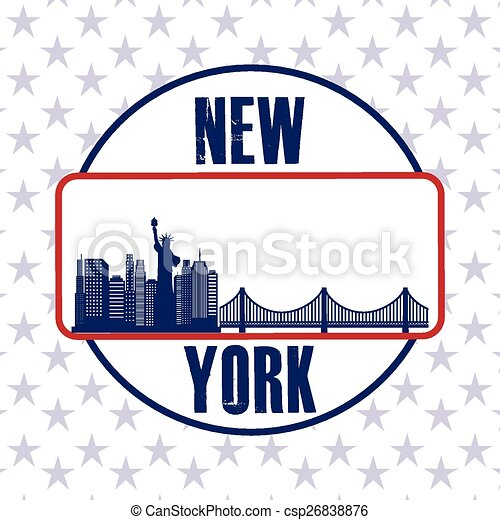new york  - csp26838876