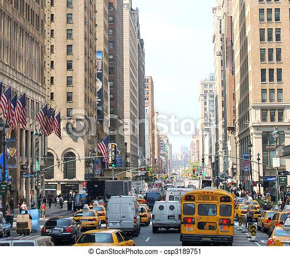 New York - csp3189751