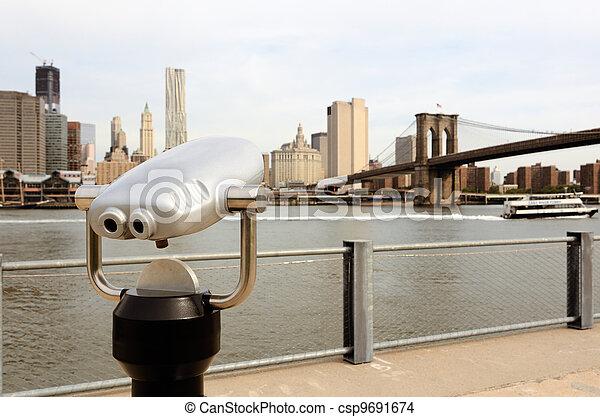 new york, sightseeing - csp9691674
