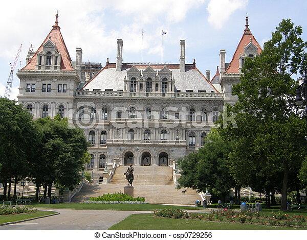 New York State Capitol - csp0729256