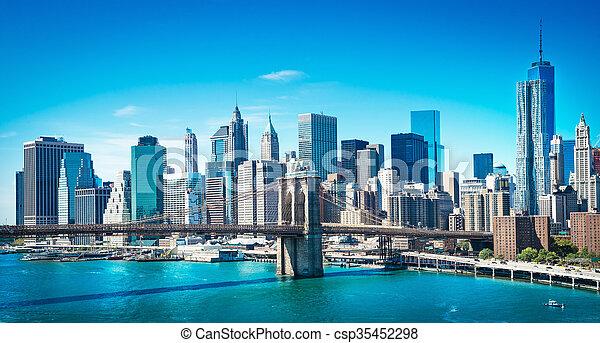 new york - csp35452298