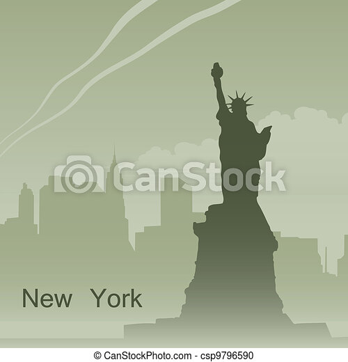 New York - csp9796590