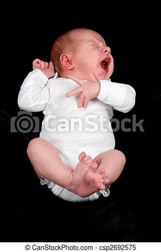 Newborn Baby Boy - csp2692575