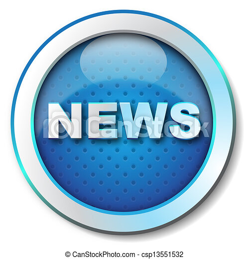 News icon  - csp13551532