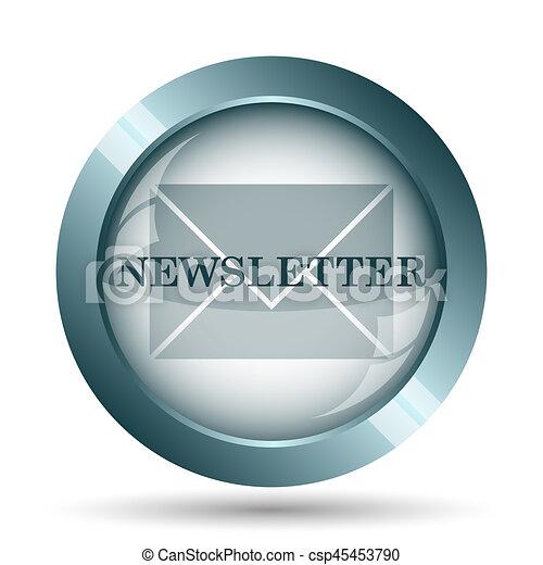 Newsletter icon - csp45453790