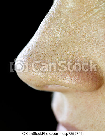 nez, pores - csp7259745