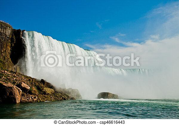 niágara, cascadas - csp46616443