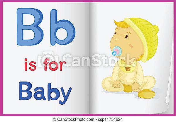 Un niño - csp11754624