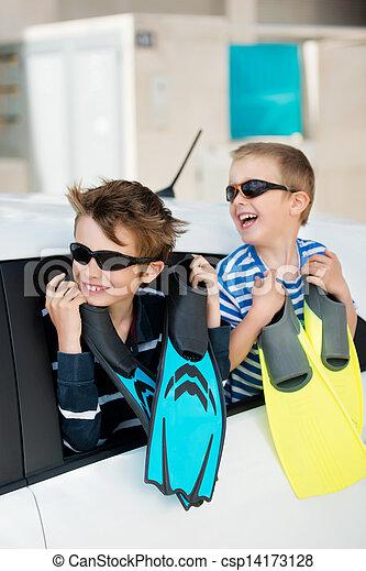 niños, dos - csp14173128