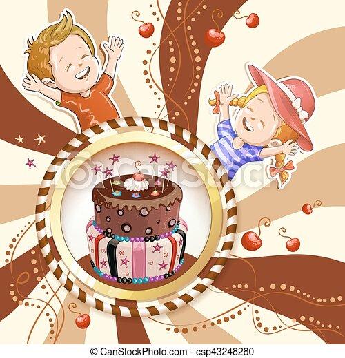 Ni os golosinas chocolate torta de cumplea os - Golosinas para cumpleanos de ninos ...