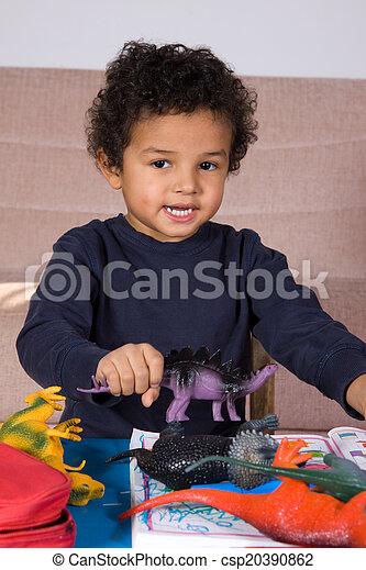 niños - csp20390862