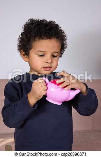 Niños - csp20390871