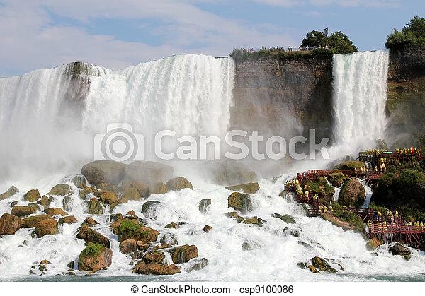niagara vattenfallen - csp9100086