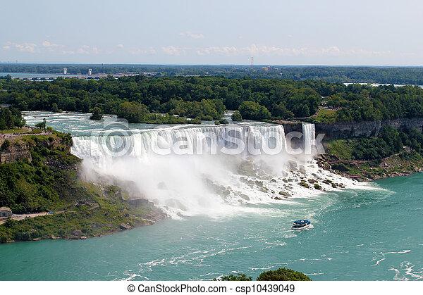 niagara vattenfallen - csp10439049